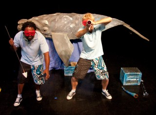 The Whale Show (Lunchbox Theatre)