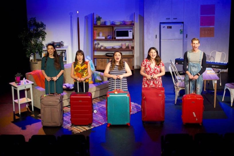 Suitcases Baggage  Other Synonyms  Review  Theatre Buzz AU