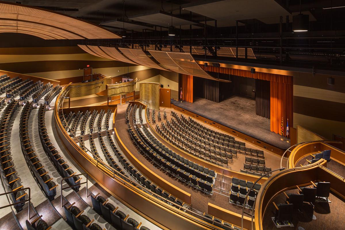 Ocean City Performing Arts Center  Theatre Consultants