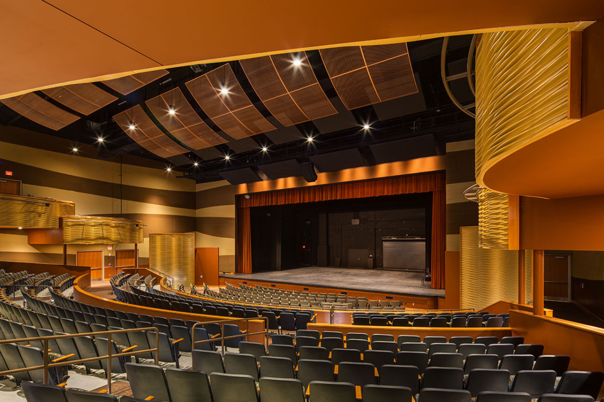 Ocean City Performing Arts Center  Theatre Consultants