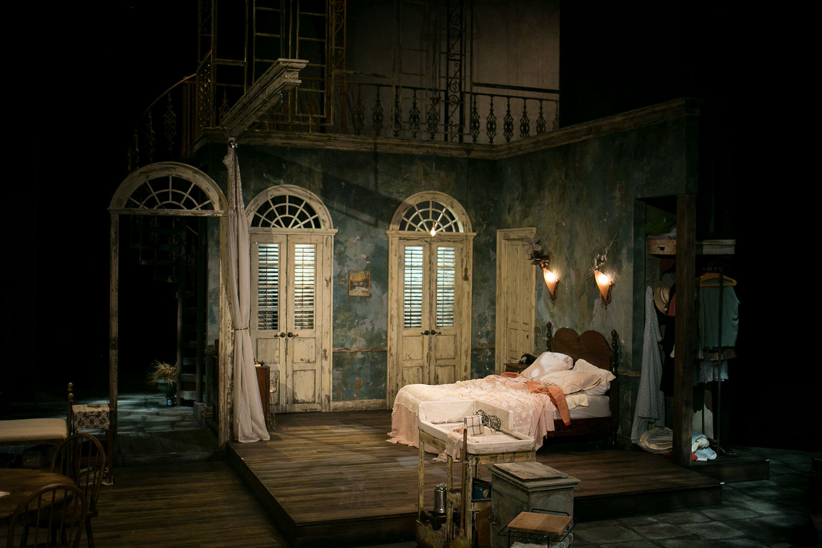 Scene Design  Department of Theatre and Dance  The University of Texas at Austin