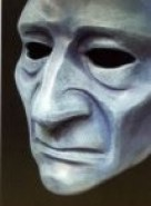 Melancholic: from Mike Chase mask set: The Temperaments
