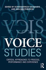 Voice Studies Book Cover
