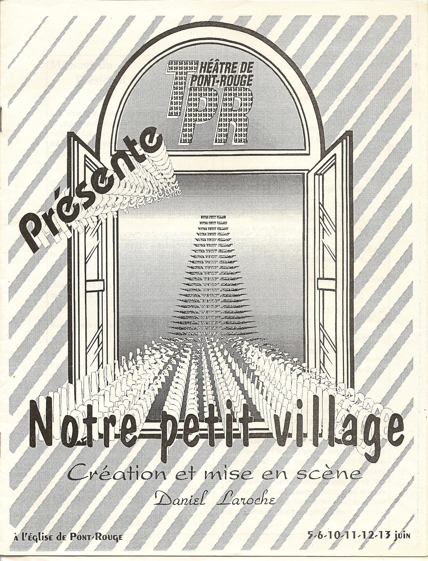 Affiche 1992