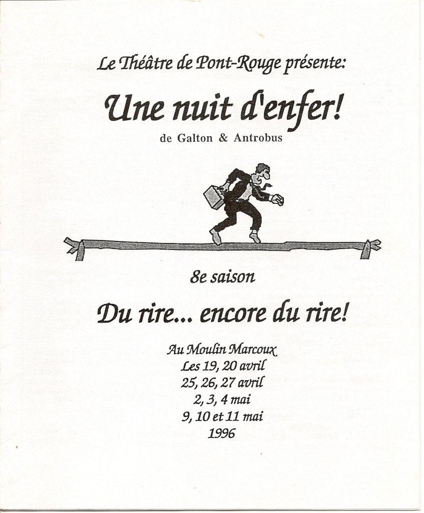 Affiche 1996-1