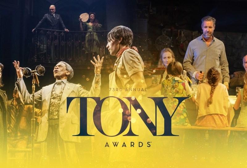 THE 2019 TONY AWARDS PERFORMANCES