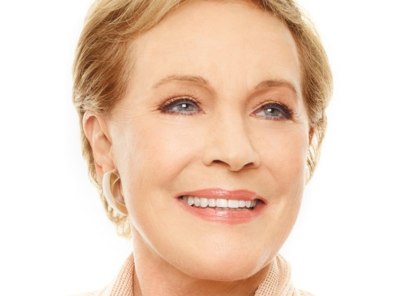 DAME JULIE ANDREWS EXCLUSIVE SOUTHBANK CENTRE APPEARANCE ANNOUNCED