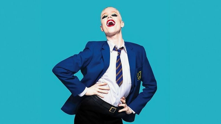 EVERYBODY'S TALKING ABOUT JAMIE FILM CAST UPDATE