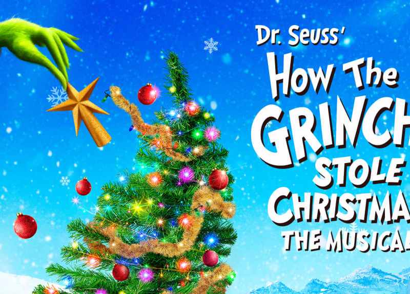 THE GRINCH MUSICAL CAST ANNOUNCEMENT