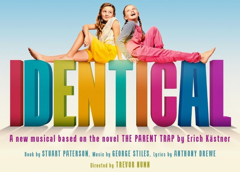 NEW STILES & DREWE MUSICAL ANNOUNCED – IDENTICAL – FOR NOTTINGHAM PLAYHOUSE