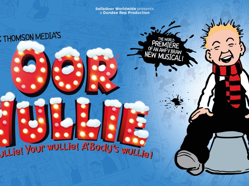 OOR WULLIE MUSICAL CAST ANNOUNCEMENT