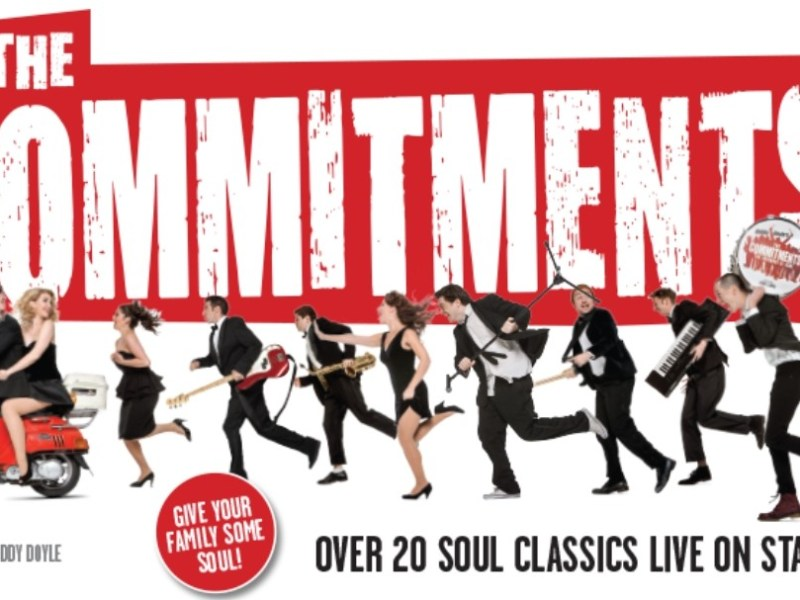 THE COMMITMENTS 2020 UK & IRELAND TOUR ANNOUNCED