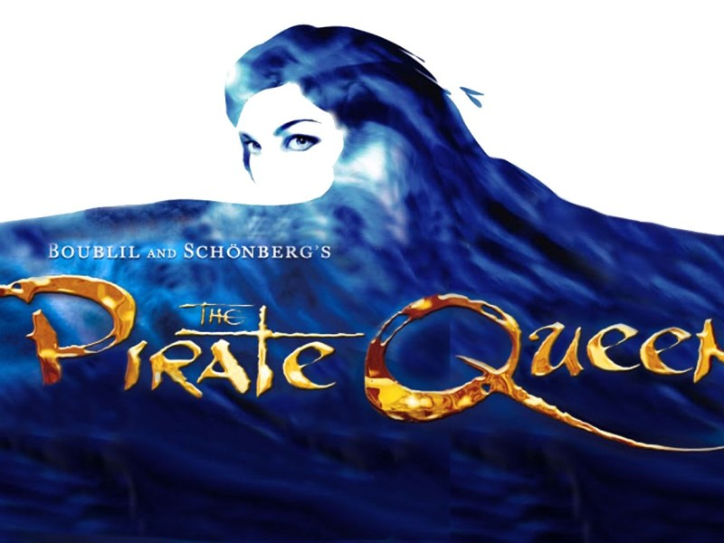 UK PREMIER OF BOUBLIL & SCHÖNBERG'S THE PIRATE QUEEN – STARRING RACHEL TUCKER ANNOUNCED