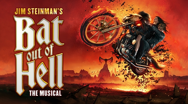BAT OUT OF HELL UK TOUR ANNOUNCED