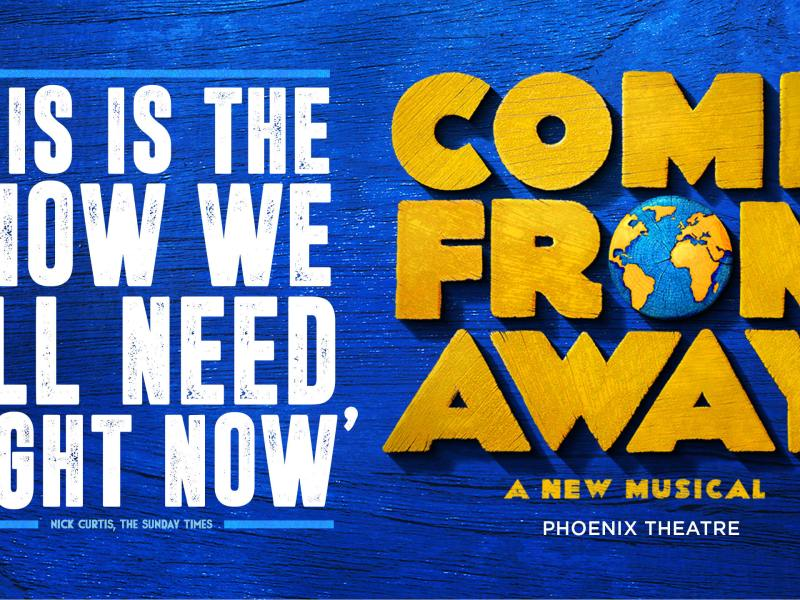 RUMOUR – ALICE FEARN TO JOIN COME FROM AWAY