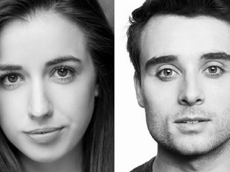MOLLY LYNCH & OLI HIGGINSON TO LEAD THE LAST FIVE YEARS AT SOUTHWARK PLAYHOUSE