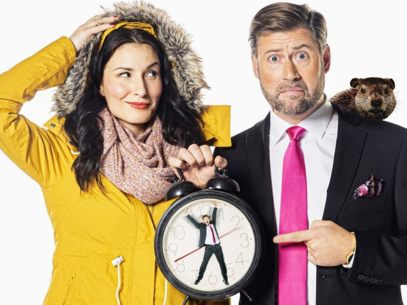 GROUNDHOG DAY THE MUSICAL FINNISH PRODUCTION ANNOUNCED