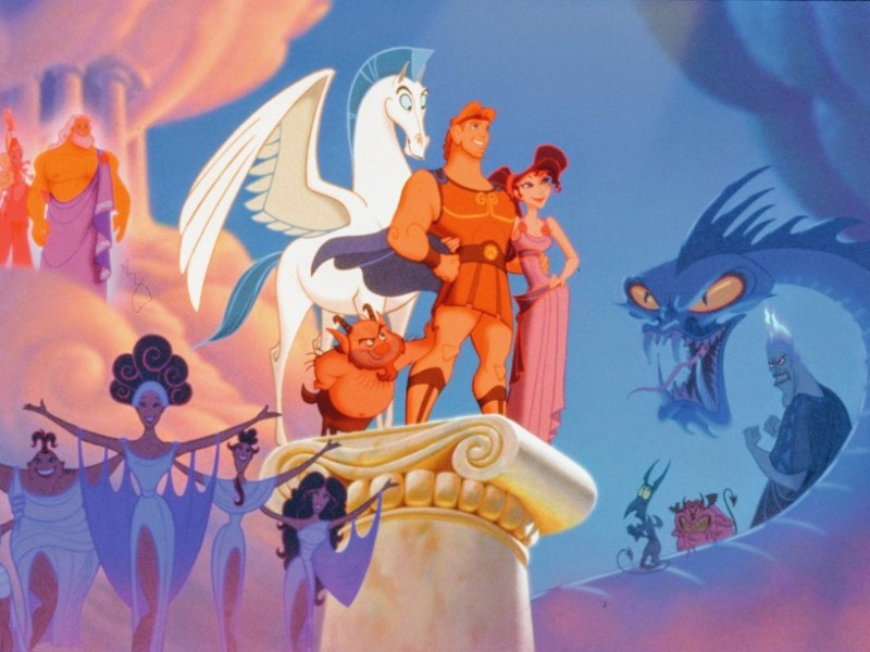 HERCULES STAGE MUSICAL TO RETURN