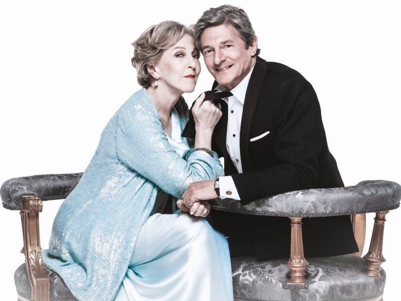 PRIVATE LIVES UK TOUR ANNOUNCED – STARRING NIGEL HAVERS & PATRICIA HODGE