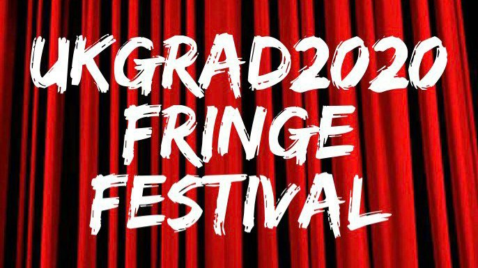 UKGRAD2020 FRINGE FESTIVAL ANNOUNCED WITH INDUSTRY Q&A'S FROM ALICE FEARN, ANDREW WRIGHT & MORE