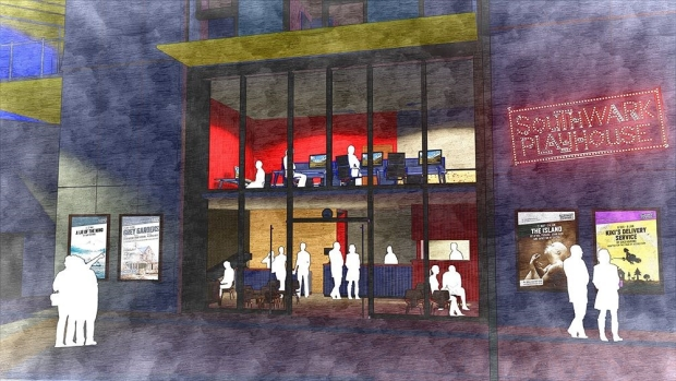 SOUTHWARK PLAYHOUSE TO OPEN NEW THEATRE IN EARLY 2021