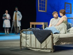 The Flu Season production photo