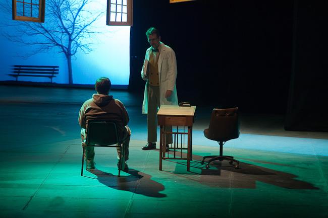 The Flu Season | Theatre & Film UAF