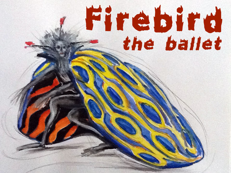 Firebird the ballet