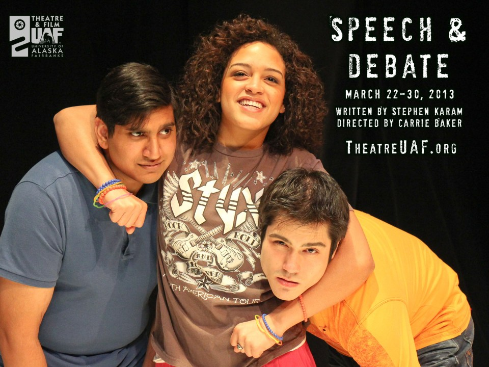Speech and Debate promo image