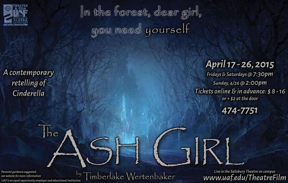 Ash Girl poster