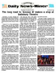 Article - News-Miner Avenue Qt