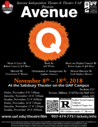 Ave-Q-Poster