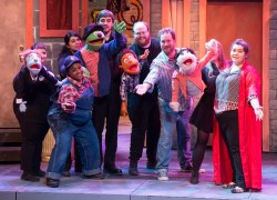 """Avenue Q"" production photo 184"