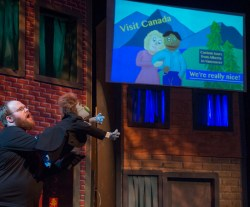 """Avenue Q"" production photo 263"