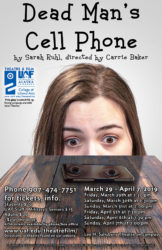 Dead Man's Cell Phone official poster