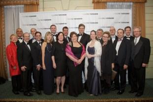 Theatre Forward Board Members