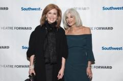 Amy Miles and Joan Limongello