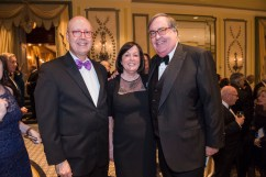 Bruce E. Whitacre, Pam Farr and Buford Alexander