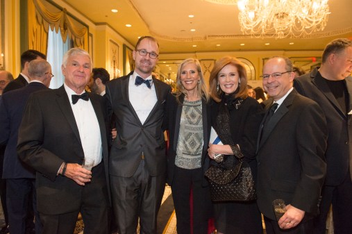 Steve Goldstein, Steve Showalter, Wendy Sarasohn, Amy Miles and Mitch Auslander