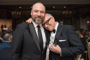 Danny Burstein and David Yazbek