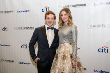 Ethan Slater and Taylor Louderman