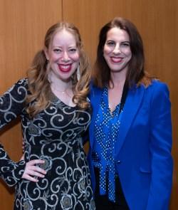 Jennifer Ashley Tepper and Jill Simonson Luciano