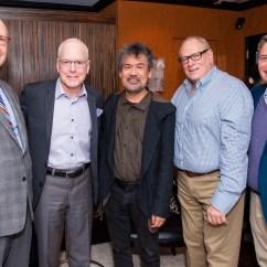 Bruce E. Whitacre, Douglas C. Baker, David Henry Hwang, Elliott Sernel, Larry Falconio