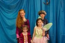 Juliette Jr, mini Juliette, Roméo Jr & Clochette Jr