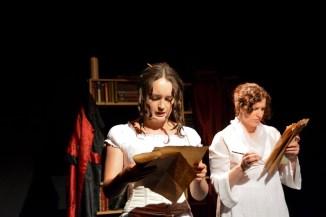 Mary Shelley & Mary Wollstonecraft