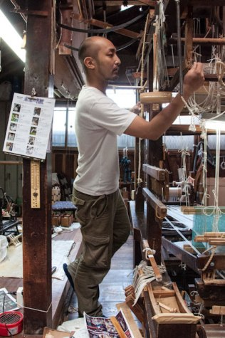 Kensuke Tsutsui, Sasaki workshop