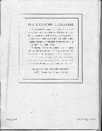 1946 Hammond Sales Brochure