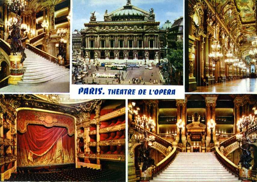 Palais Garnier, 8 Rue Scribe, 75009 Paris, France (2/2)