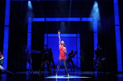 20. Beverley Knight (Rachel Marron) in The Bodyguard at the Dominion Theatre. Photo credit Alessandro Pinna