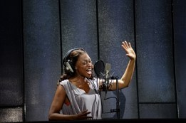 3. Beverley Knight (Rachel Marron) in The Bodyguard at the Dominion Theatre. Photo credit Alessandro Pinna